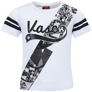 Camiseta do Vasco da Gama Player Feminina - Infantil