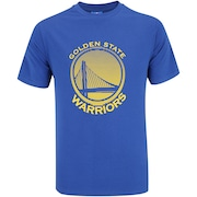 Camiseta NBA Golden State Warriors 17 com Elastano - Masculina