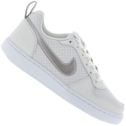 Tênis Nike Court Borough Low Feminino - Infantil