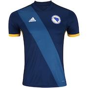 Camisa Bósnia I 2018 adidas - Masculina