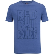 Camiseta Red Bull Racing Color - Masculina