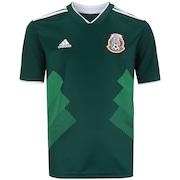 Camisa México I 2018 adidas - Infantil