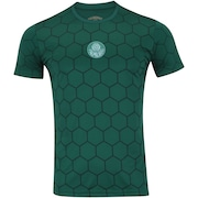 Camiseta do Palmeiras Sublimada Meltex - Masculina