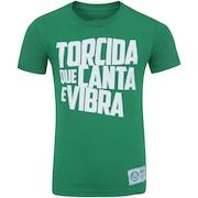 Camiseta do Palmeiras Torcida Meltex - Infantil
