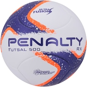 602363a706 Bola de Futsal Penalty RX 500 R1 Ultra Fusion VIII