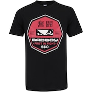 Camiseta Bad Boy Octógono - Masculina