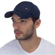 Boné Aba Curva Nike Sportswear H86 Metal Swoosh - Strapback - Adulto