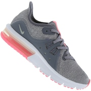 Tênis Nike Air Max Sequent 3 Feminino - Infantil