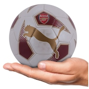 Minibola de Futebol de Campo Arsenal Puma Fan Ball - Infantil