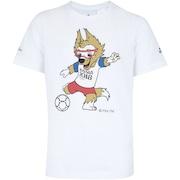 Camiseta adidas Mascote da Copa do Mundo FIFA 2018 - Infantil