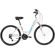 Bicicleta Caloi Ceci - Aro 26 - Freio V-Brake - Câmbio Shimano - 21 Marchas - Feminina