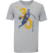 Camiseta Nike NBA Golden State Warriors Dry - Masculina