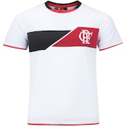 Camiseta do Flamengo Fire - Infantil