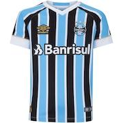 Camisa do Grêmio I 2018 Umbro - Infantil