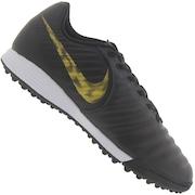 Chuteira Society Nike Tiempo Legend X 7 Academy TF - Adulto