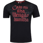Camiseta do Flamengo Island - Masculina