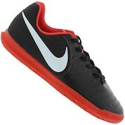 Chuteira Futsal Nike Tiempo Legend X 7 Club IC - Infantil
