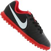 Chuteira Society Nike Tiempo Legend X 7 Club TF - Infantil