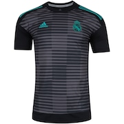 Camisa Pré-Jogo Real...