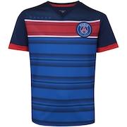 Camiseta PSG 2018 Estrelas Bomache - Infantil