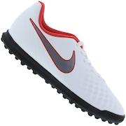 Chuteira Society Nike Magista Obra X 2 Club TF - Infantil