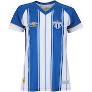 Camisa do Avaí I 2018 Umbro - Feminina