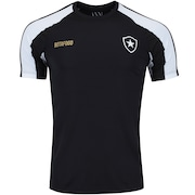 a8947448fa Camiseta do Botafogo Base Raglan - Masculina