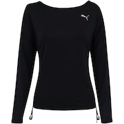 Camiseta Manga Longa Puma Transition Light Cover Up - Feminina