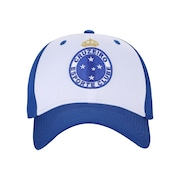 Boné Aba Curva do Cruzeiro New Era 940 HP - Snapback - Adulto