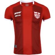 Camisa do CRB Concentração Atleta 2018 Rinat - Masculina