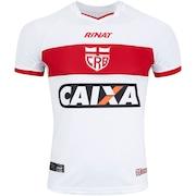 Camisa do CRB I 2018 nº 10 Rinat - Masculina
