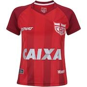 Camisa do CRB III 2018 nº 10 Rinat - Feminina