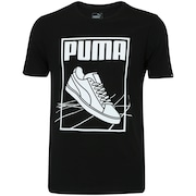 Camiseta Puma Track Tee - Masculina