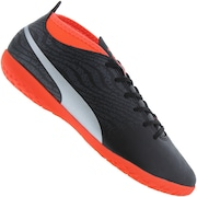 Chuteira Futsal Puma One 18.4 IC - Adulto