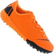 Chuteira Society Nike Mercurial Vapor X 12 Academy TF - Infantil