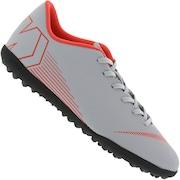 Chuteira Society Nike Mercurial Vapor X 12 Club TF - Adulto