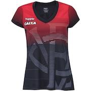 Camisa do Vitória...