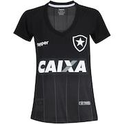 Camisa do Botafogo II 2018 Topper - Feminina