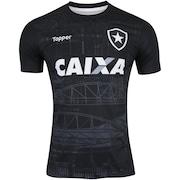 Camisa do Botafogo Aquecimento 2018 Topper - Masculina