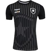 Camisa do Botafogo Concentração Comissão Técnica 2018 - Masculina