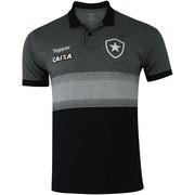 Camisa Polo do Botafogo Viagem Comissão Técnica 2018 Topper - Masculina