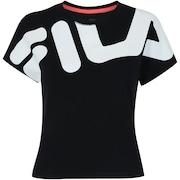 Camiseta Cropped Fila Honey - Feminina