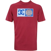 Camiseta DC Global Salute - Masculina