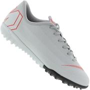 Chuteira Society Nike Mercurial Vapor X 12 Academy GS TF - Infantil
