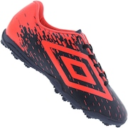 Chuteira Society Umbro Acid TF - Adulto