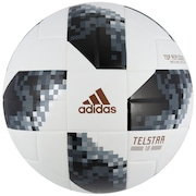 Bola de Futebol de Campo Telstar Oficial Copa do Mundo FIFA 2018 adidas Top Replique