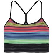 Top Fitness com Bojo e Proteção Solar UV Oxer Listra - Adulto