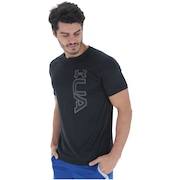 Camiseta Under Armour Tech Graphic SS - Masculina