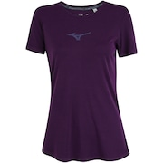 Camiseta Mizuno Blend - Feminina
