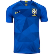 Camisa da Seleção Brasileira II 2018 Nike - Masculina 37ea906c8ae85